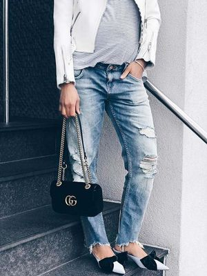 15 Designer Maternity Jeans for the Mum-to-Be
