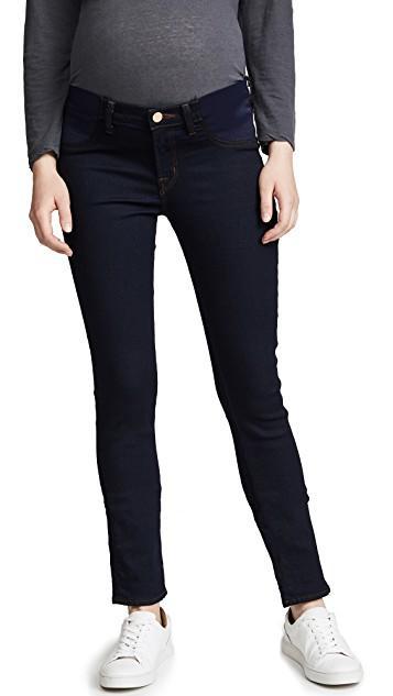 Dark Wash Designer Maternity Jeans