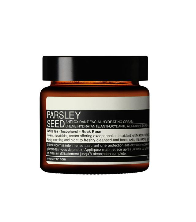 Parsley Seed Anti-Oxidant Facial Hydrating Cream