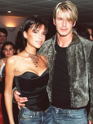 Just a Reminder: David and Victoria Beckham Excel at Couple Style