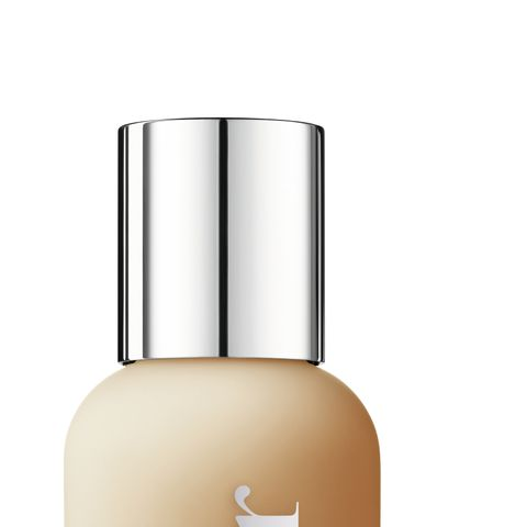 Face and Body Foundation 4 warm Olive