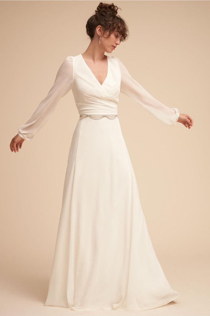 Attractive Wedding Gown Materials Ensign - Wedding Dresses & Bridal ...