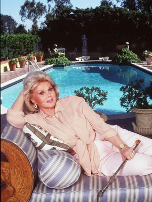 Zsa Zsa Gabor's Iconic Bel Air Home Is Back on the Market for $23 Million