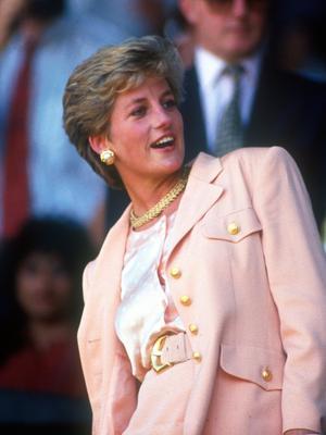 The 7 Fashion Aces Princess Diana Served at Wimbledon