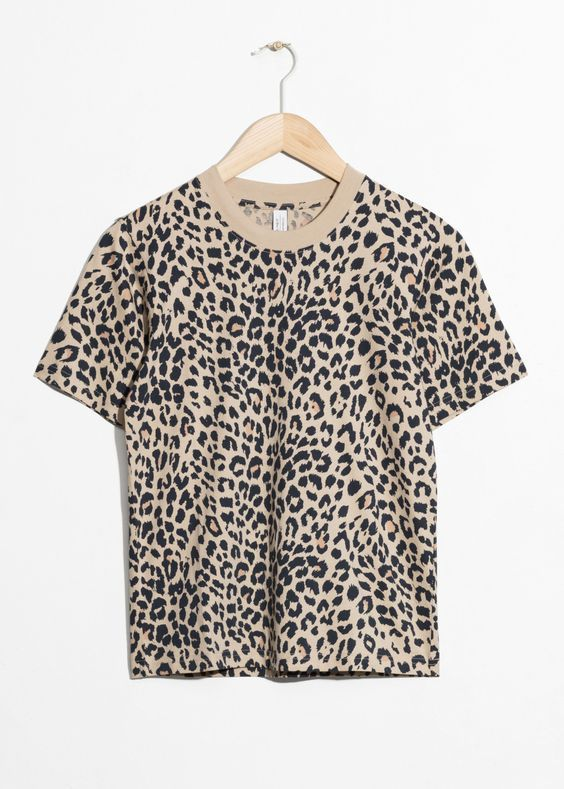 Best Leopard Print T-Shirts for Hot Weather