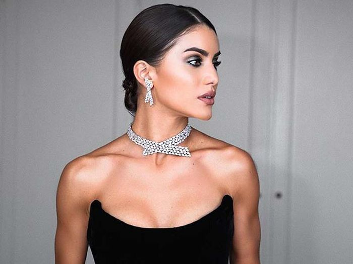 This Is The Jewelry To Wear With An Evening Gown Who What Wear