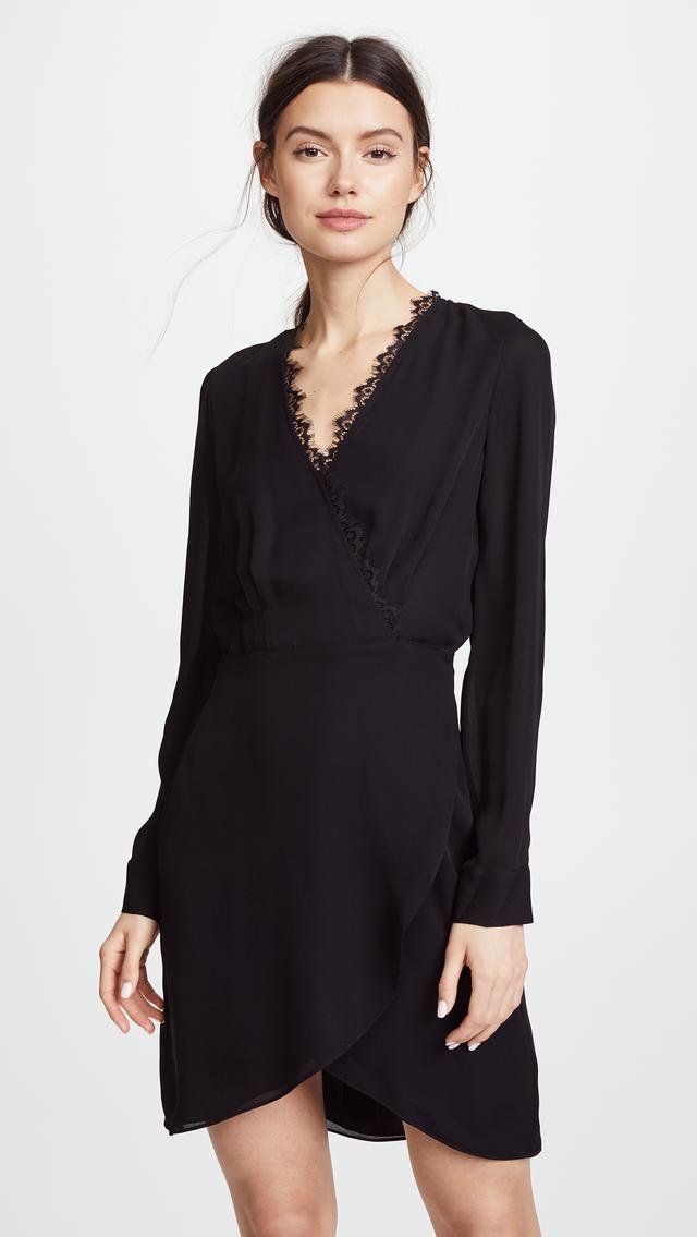 Trino Wrap Dress