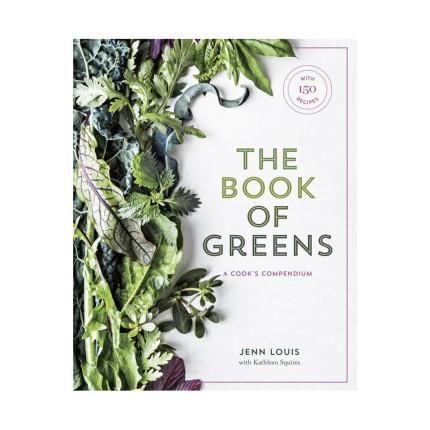 The Book of Greens: A Cook's Compendium