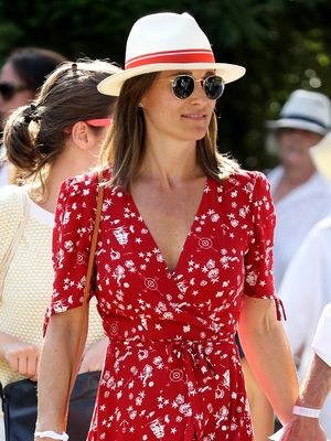 Pippa Middleton Just Wore the Perfect Sundress to Take On the London Heat