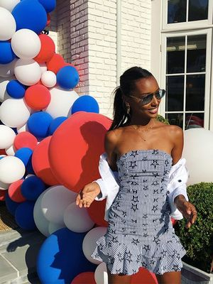 "Celeb Fourth of July Outfits, Ranked From Most Patriotic to ""What Day Is It?"""
