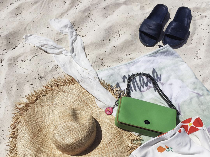 The Beach Capsule: 13 Pieces You Need