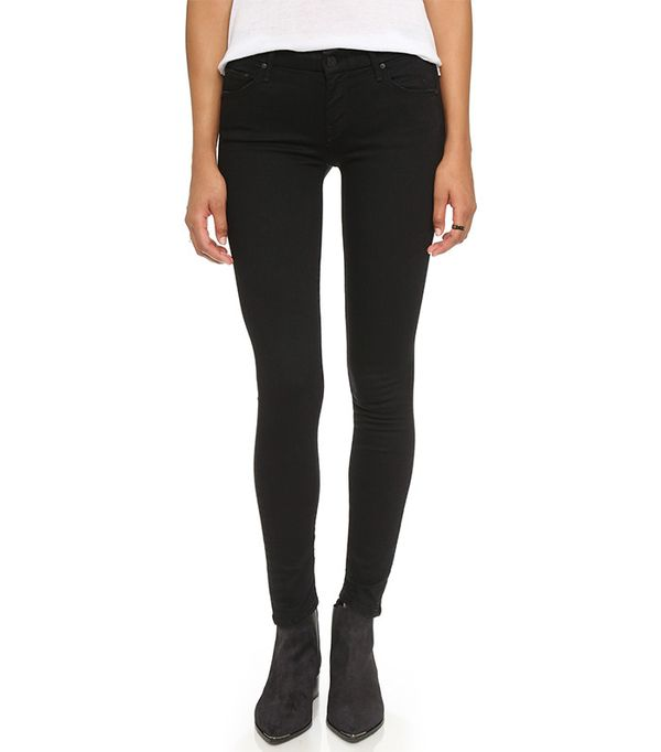 Mother The Looker Skinny Jeans