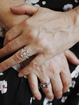 It's Official: These Are the Most Popular Engagement-Ring Trends
