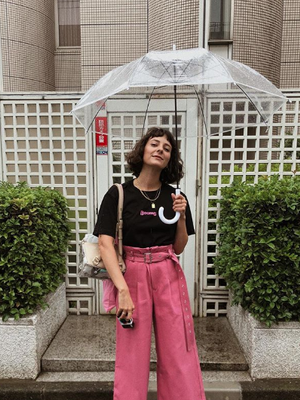 The Only Outfits You Need for Rainy Summer Days
