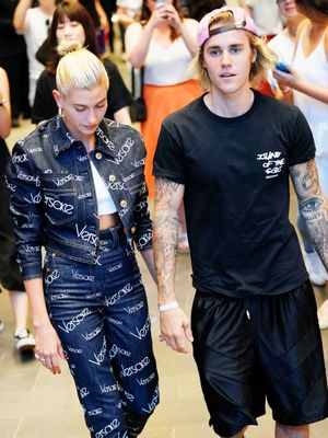 Justin Bieber and Hailey Baldwin Just Got Engaged in the Bahamas