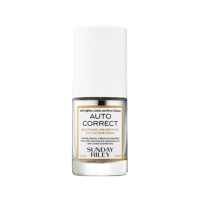 Sunday Riley Auto Correct Brightening and De-Puffing Eye Contour Cream