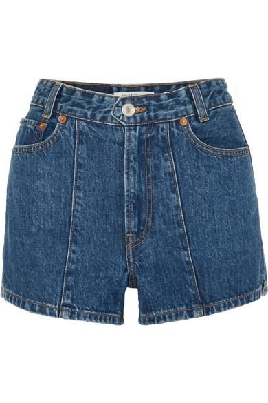 Re/done The Venice Denim Shorts