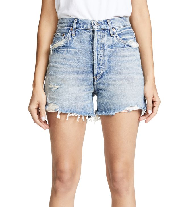 Dee Ultra High Rise Shorts