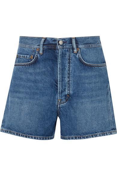 Swamp Denim Shorts