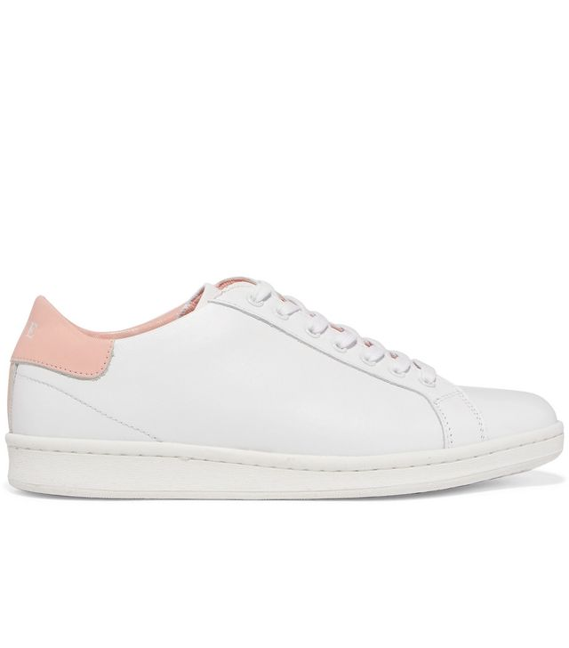 Z Shoes Leather Sneakers