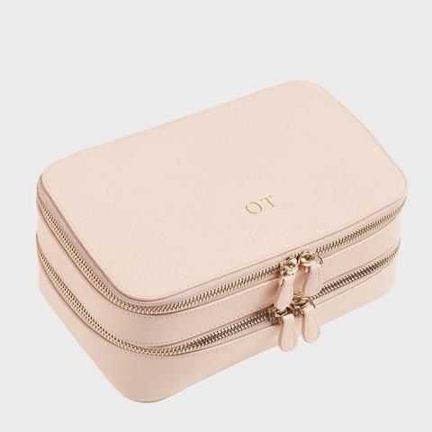 Pale Pink Travel Case