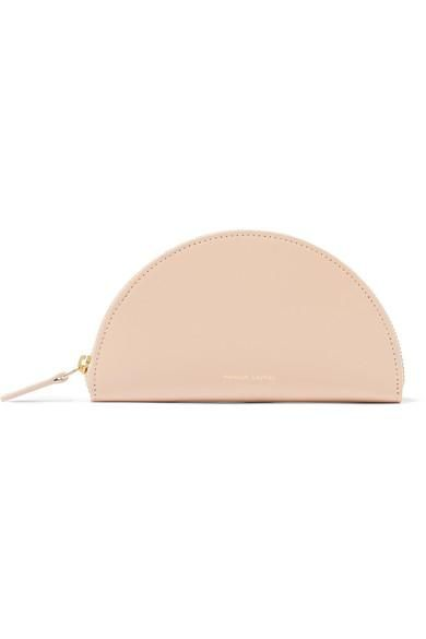 Mansur Gavriel Moon Leather Wallet