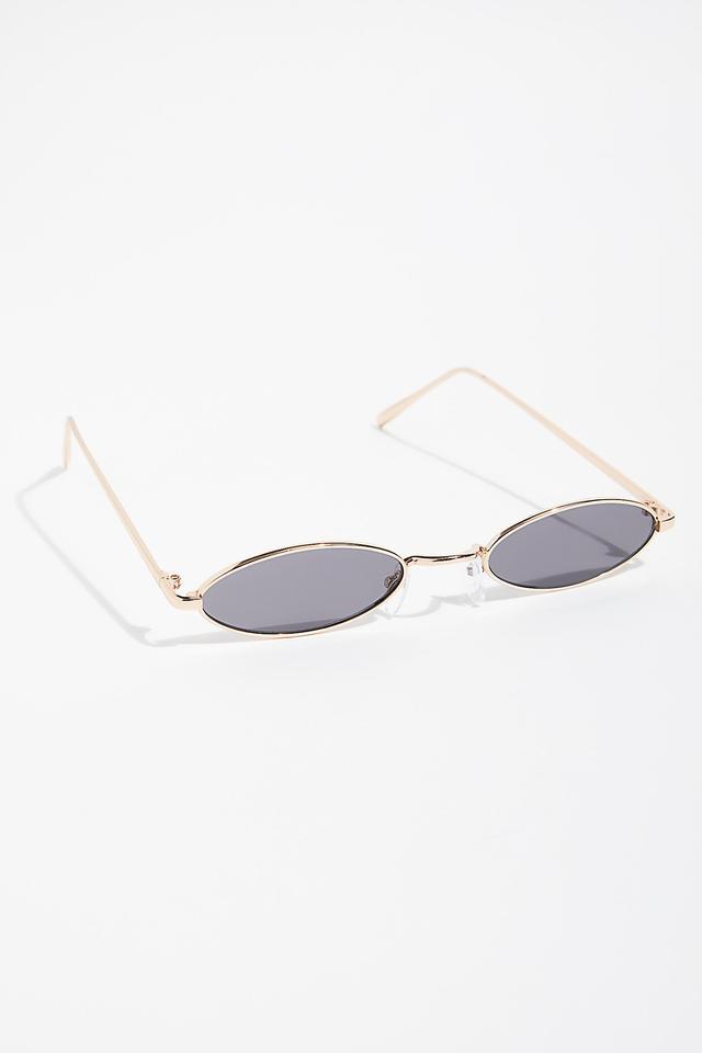 Free People The Hustler Sunglasses