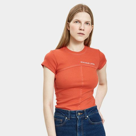Lapped Baby Tee