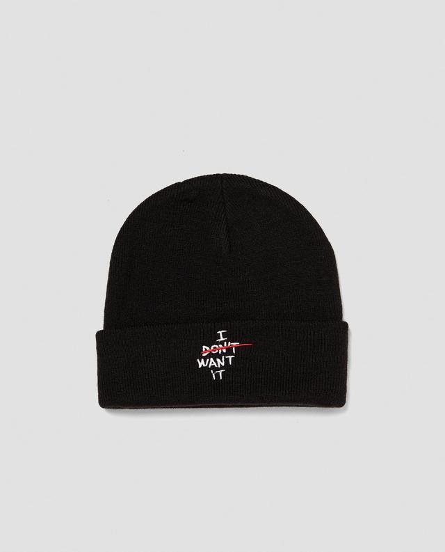 Zara Embroidered Hat