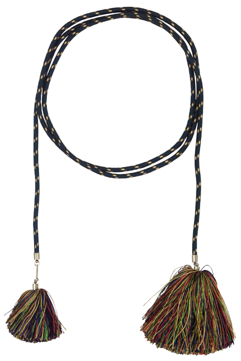Isabel Marant Everest Tassel Rope Belt