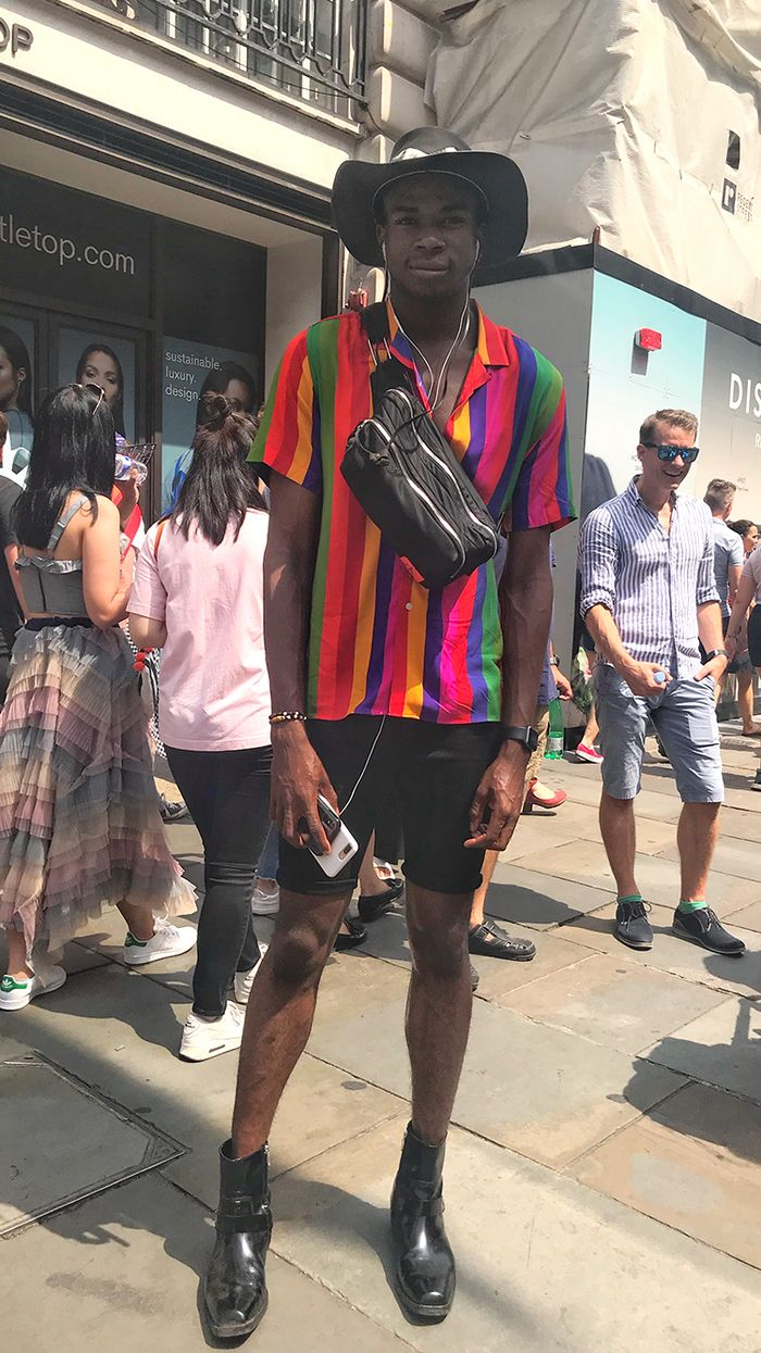 Pride London Fashion: Street Style 2018