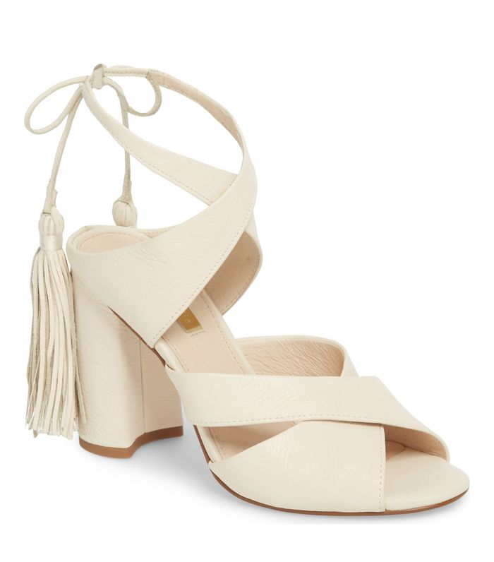 The Best Beach Wedding Shoes For Summer Who What Wear