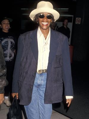 Whitney Houston's '90s Style Is Undeniably Iconic