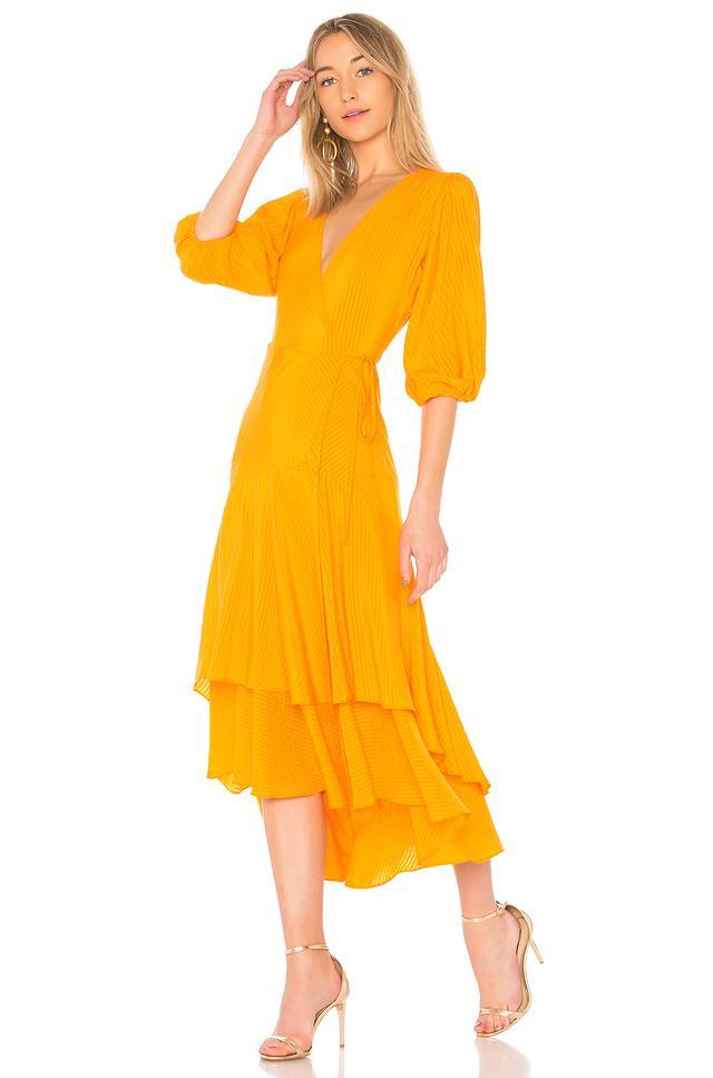 Ganni Wilkie Dress