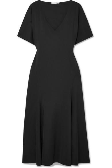 Lucid Stretch-jersey Midi Dress