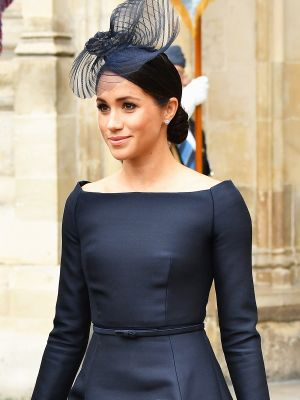 Meghan Markle's Latest Dress Confirms She's Sticking to This Royal Theme
