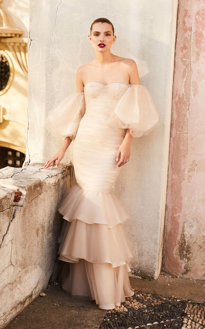 20 Of The Most Expensive Designer Wedding Dresses Who What Wear,Most Unusual Wedding Dresses