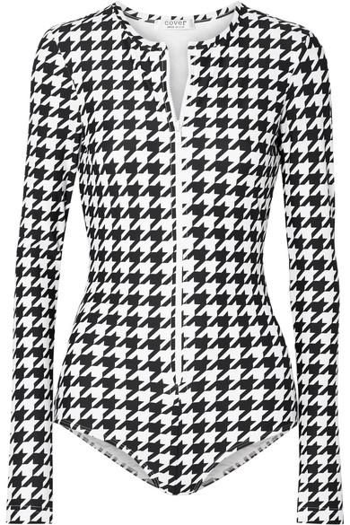 Houndstooth Swimsuit