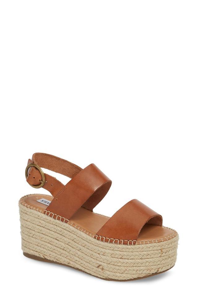 Cali Espadrille Platform Sandal