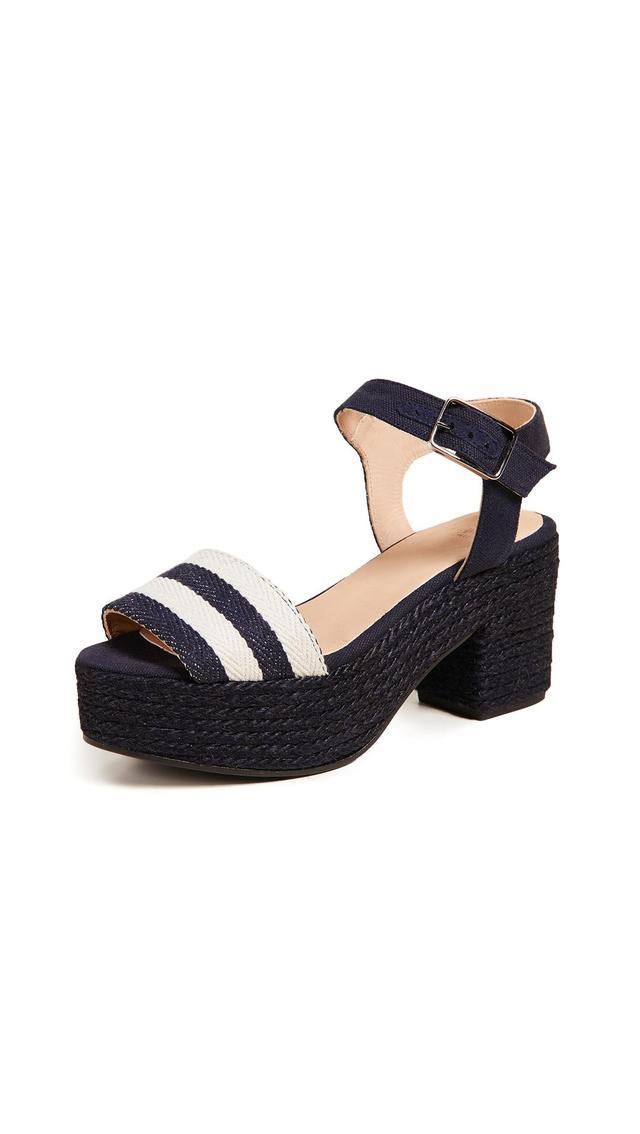 Yam Platform Sandals