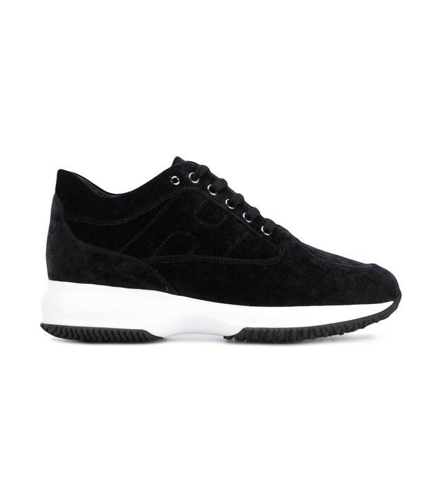 platform low-top sneakers