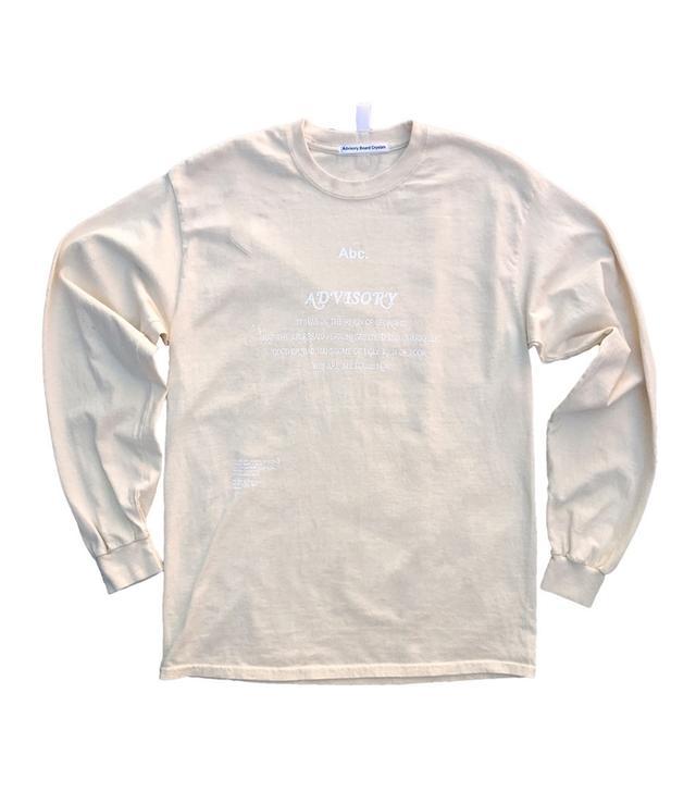 Advisory Board Crystals Barry Lyndon Long Sleeve Tee-Shirt