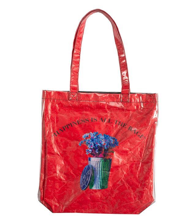 Pleasures Rage Plastic Tote Bag