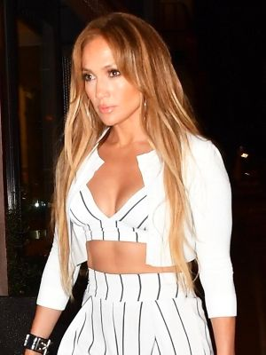 Jennifer Lopez Wore a $52 Outfit With a $3K Chanel Bag
