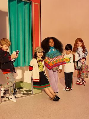 First Look: A Gucci Kidswear Pop-Up Is Coming