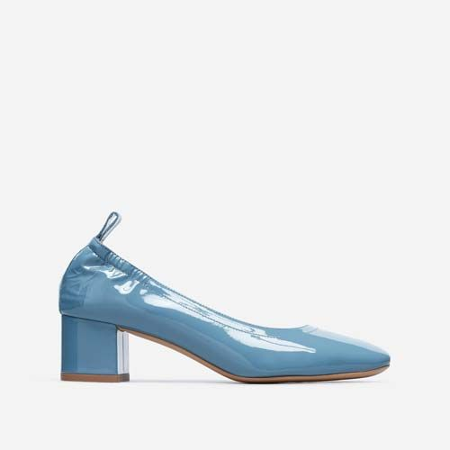 Patent Pumps: How to Fix Squeaky Shoes