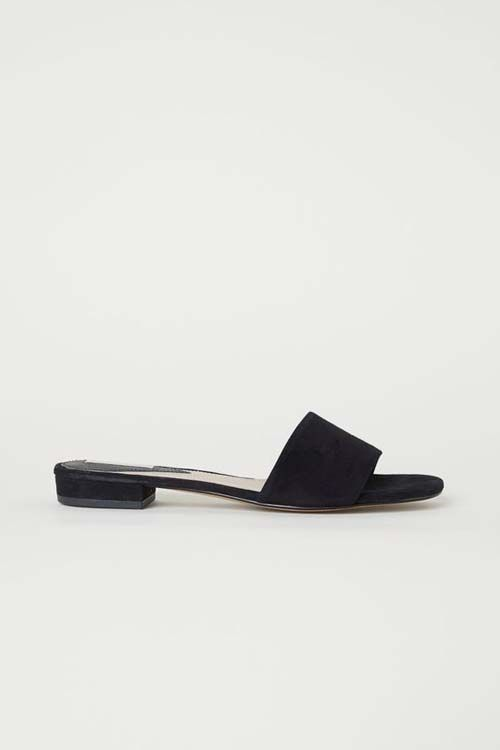 Black Mules: How to Fix Squeaky Shoes