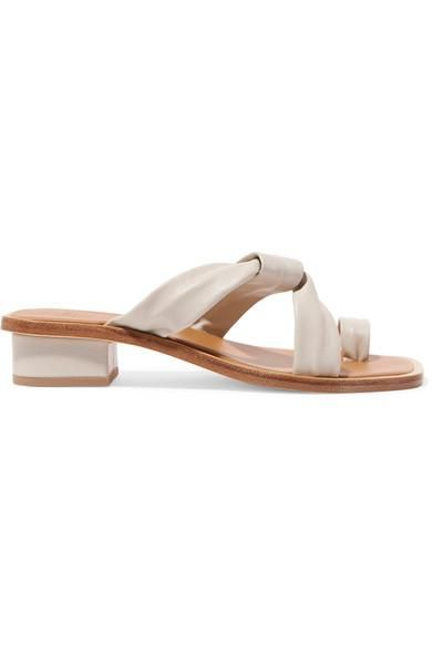 Pau Leather Sandals