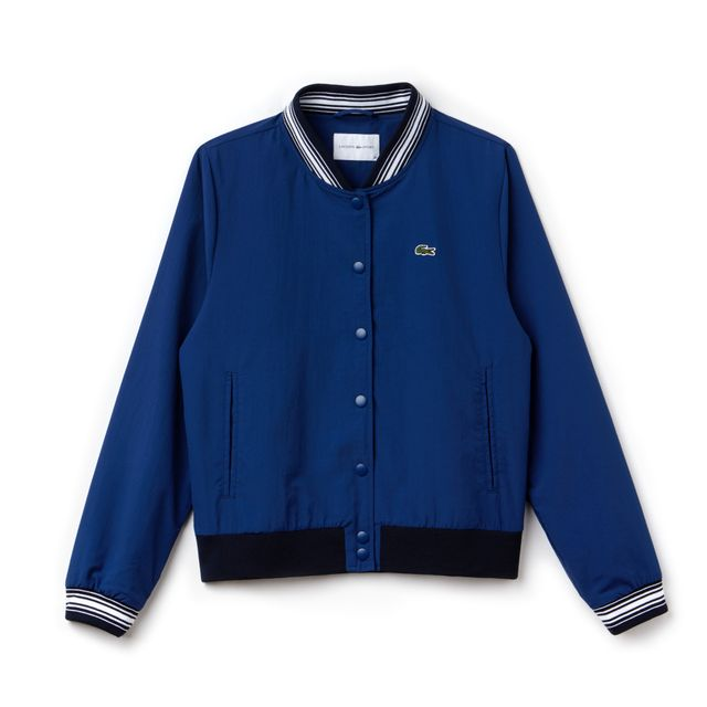 Lacoste Sport Contrast Tennis Bomber