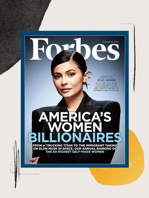 Just FYI: Kylie Jenner Is Worth $1.2 Billion and Is on the Cover of Forbes